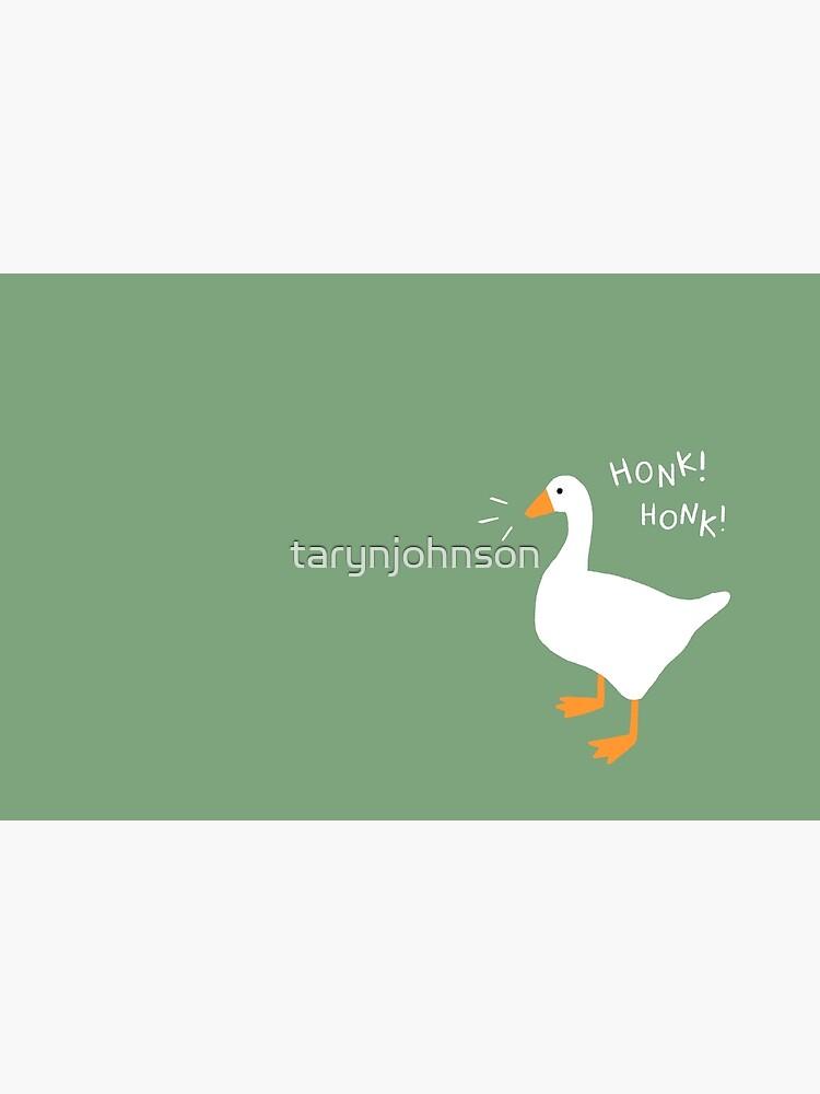 Honk Honk Goose by tarynjohnson