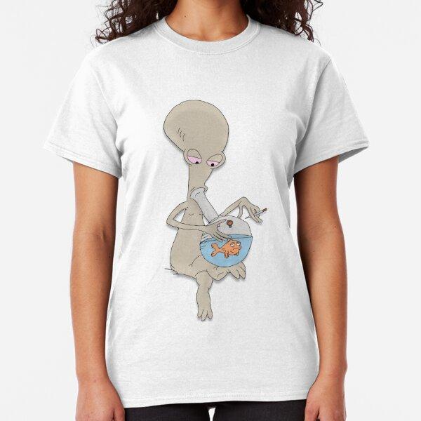 Roger Smokin' Up Classic T-Shirt