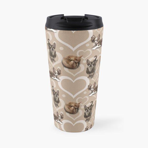 The Chihuahua Travel Mug