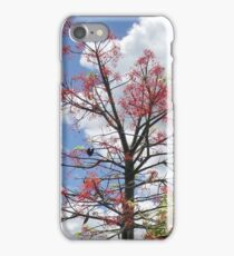 Flame Tree iPhone Case/Skin