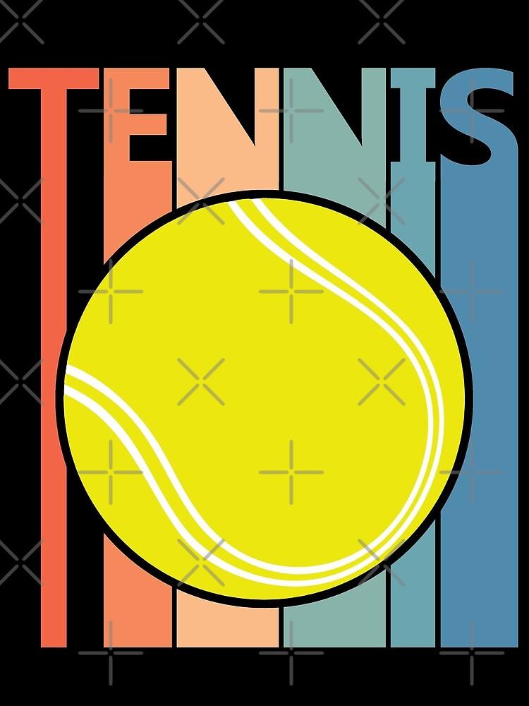Tennis Ball by polveri