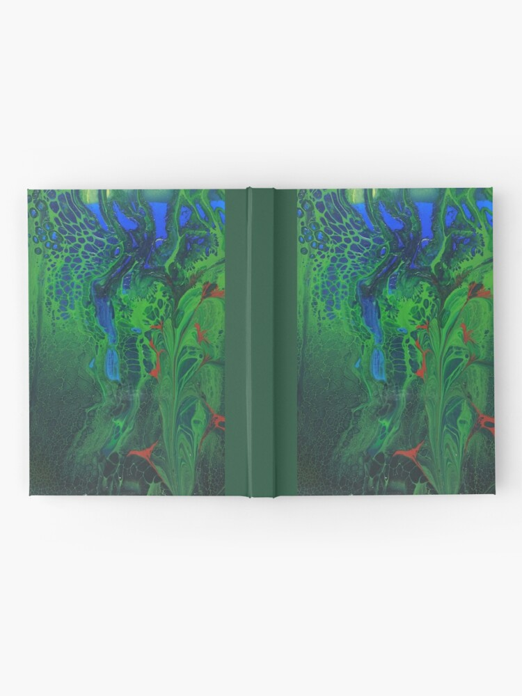 Alternate view of The Leopard Hides in the Jungle Hardcover Journal