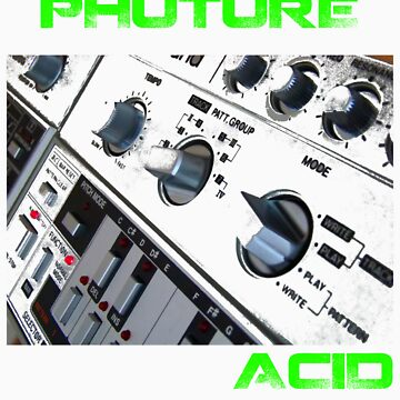 The Phuture Acid House by Quark23