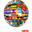 United Natives - Flags of our world by KISSmyBLAKarts