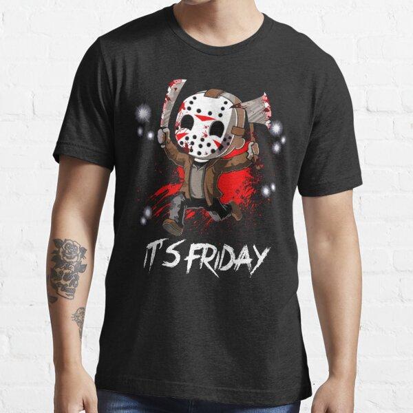Es viernes 13 Jason Camiseta esencial