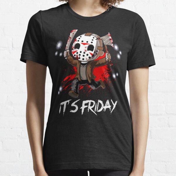 Es ist Freitag, der 13. Jason Essential T-Shirt