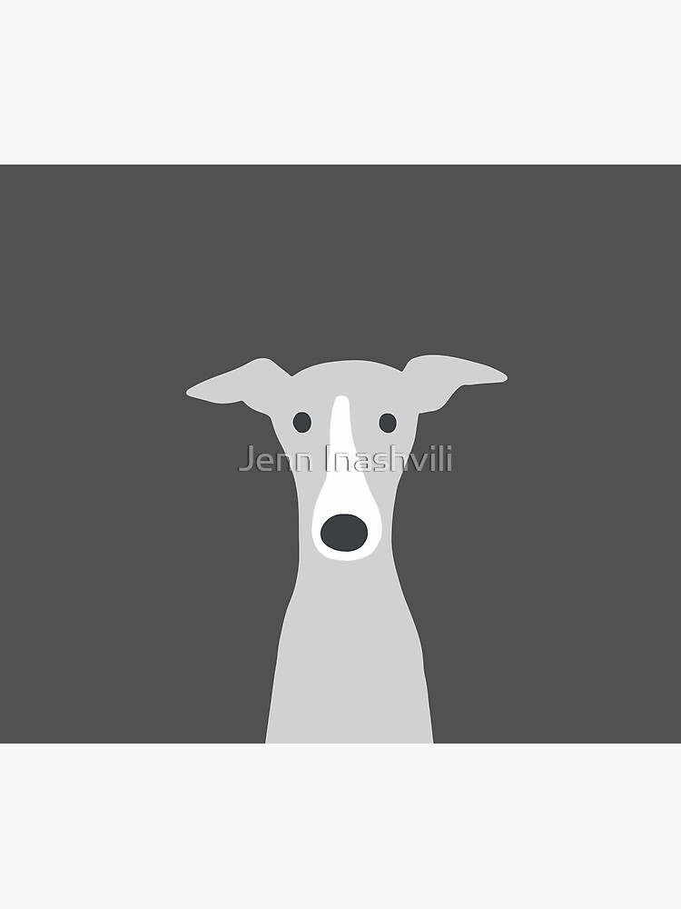 Greyhound | Italian Greyhound | Cute Whippet Dog  by ShortCoffee