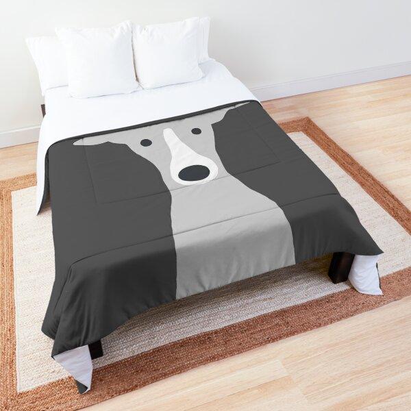 Greyhound | Italian Greyhound | Cute Whippet Dog  Comforter