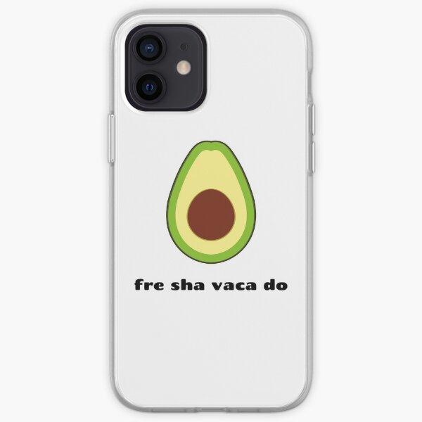 fre sha vaca do iPhone Soft Case