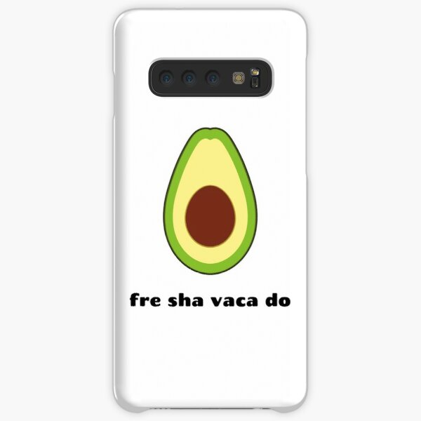 fre sha vaca do Samsung Galaxy Snap Case