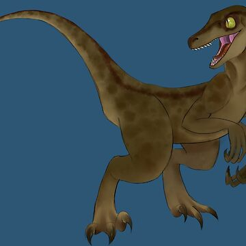 Raptor by CharlieNoHead