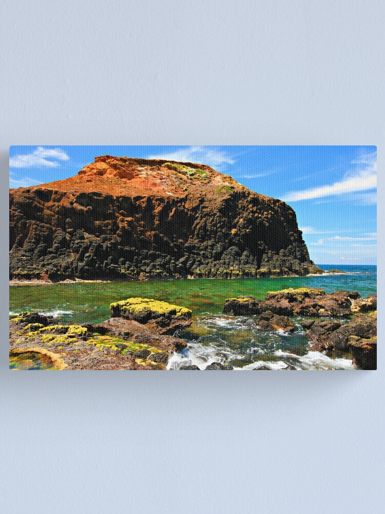 Alternate view of Cape Schanck - Victoria Australia Canvas Print