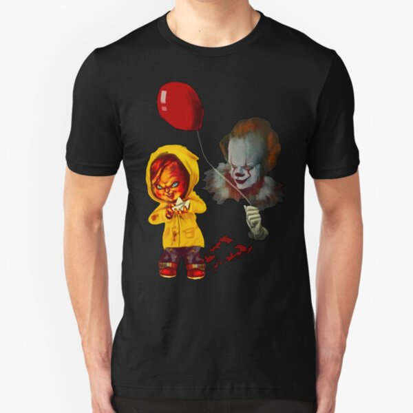 Chucky Slim Fit T-Shirt