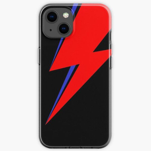 Bowie Bolt iPhone Soft Case