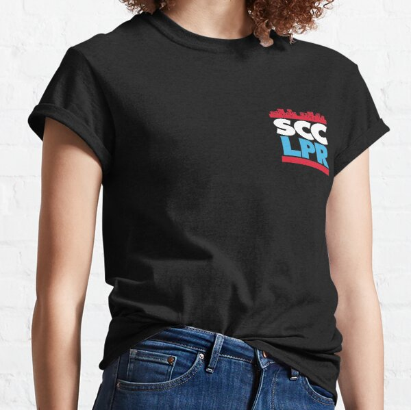SCC-LPR Logo, Small Classic T-Shirt