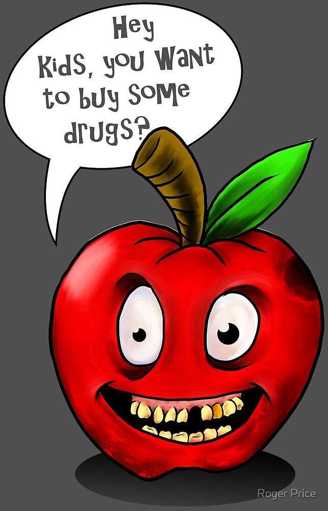 BAD Apple!! by Roger Price