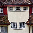 Medieval Bern,Switzerland by Dania Reichmuth