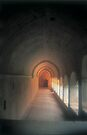 Abbey St. Hilaire du Aude, France by Blake Steele