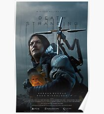 Death Stranding (High Res) Poster