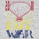make bread not war tshirt by ian rogers by tron2010