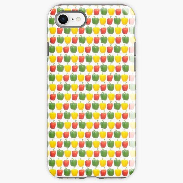 Pepper paradise pattern  iPhone Tough Case
