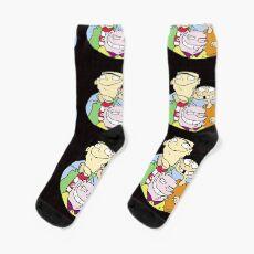 Ed, Edd, & Eddy™ Socks