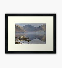 Great Gable At The Head Of Wasdale Framed Print