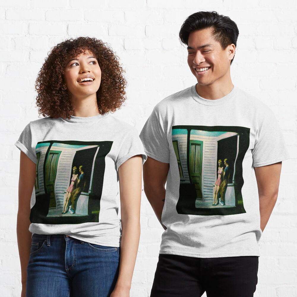 Summer Evening-Edward Hopper Classic T-Shirt