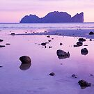 Sundown on the Thai Islands by Kerry Dunstone