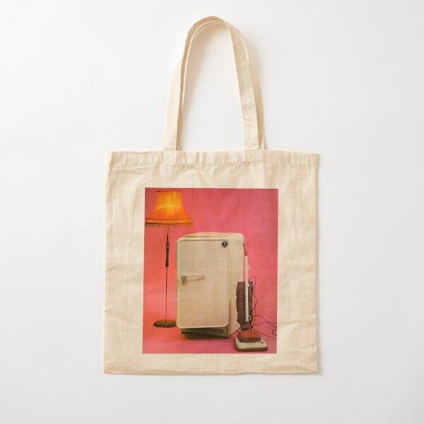 Vegan Shopper Bag African Print Tote THREE PETALS