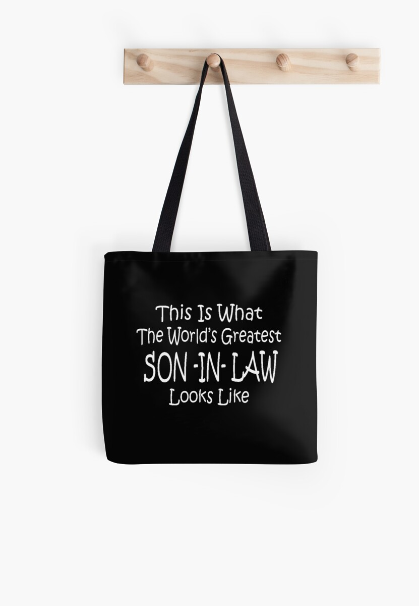 Worlds Greatest SON IN LAW Fathers Day Birthday Gift Funny By Andin97