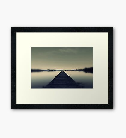 Time to Dream Framed Print