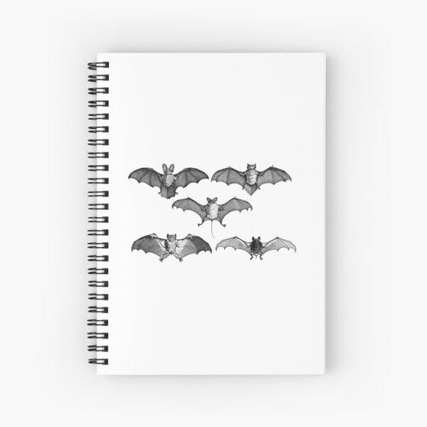 Bat,  Cahier à spirale