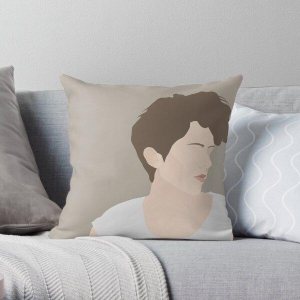 Sara Quin Throw Pillow