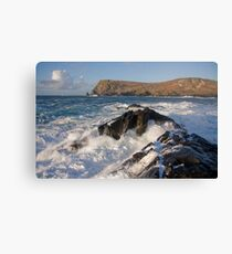 glen head 2 Canvas Print