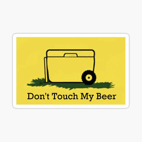 IGLOO Coolers STICKER Decal New Money For Beer