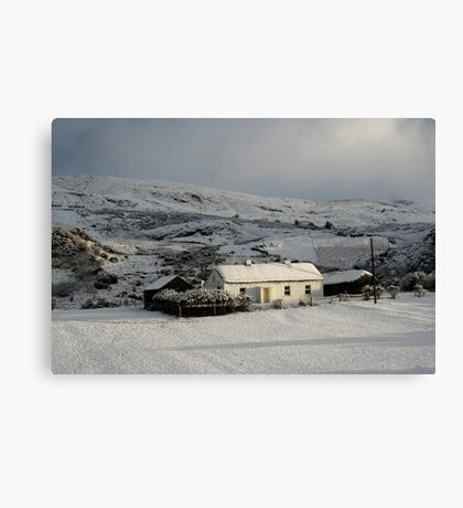 Fullers cottage Canvas Print