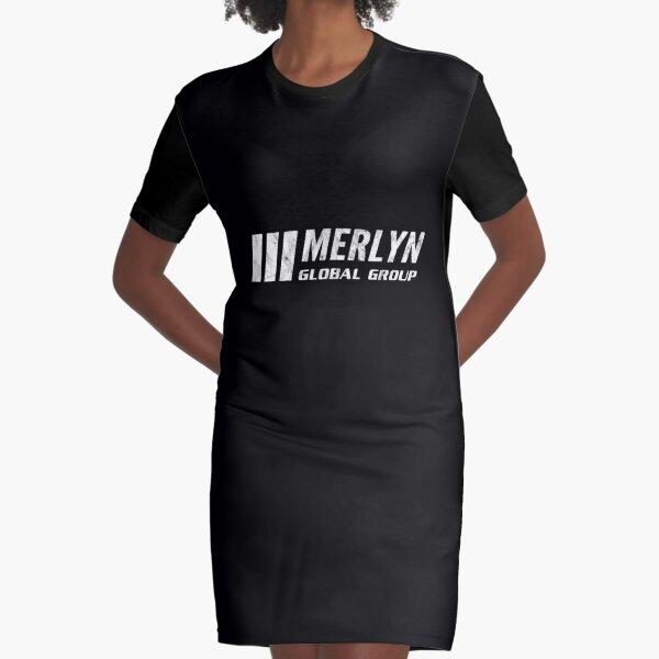 Merlyn Global Group inspirado en Arrowverse Vestido camiseta