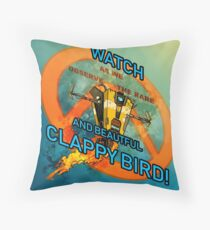 The Glory of Claptrap Floor Pillow
