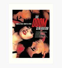 The Doom Generation Poster Art Print