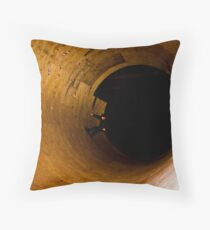 Mr Slothbourne Pipe Surfin... Throw Pillow