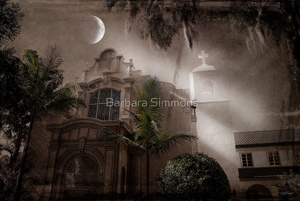 Divinely Inspired by Barbara Simmons