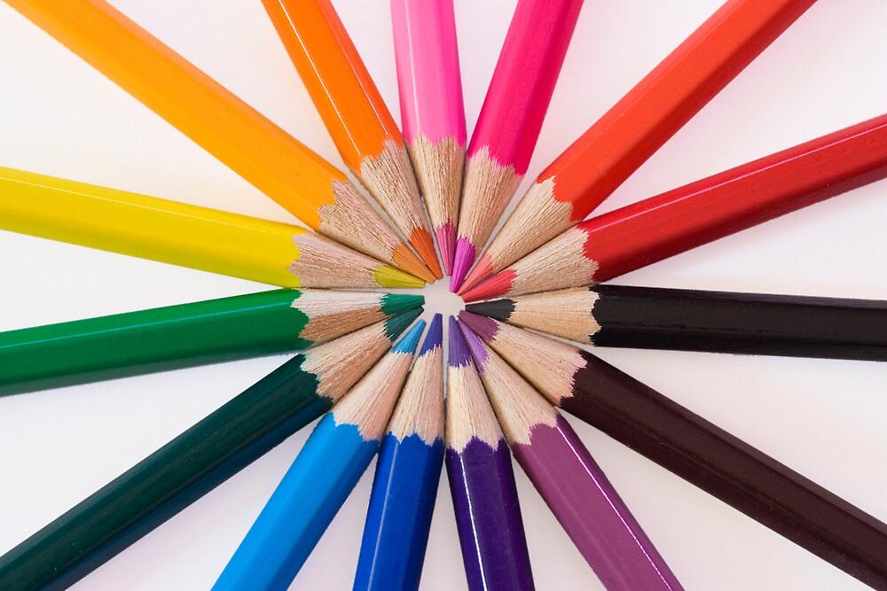 Colour Wheel by Lin-Ann Anantharachagan