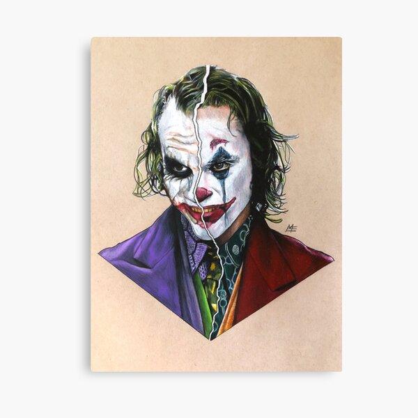 Two Jokes Canvas Print