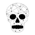 Modern Geometric Skull by yourownunique