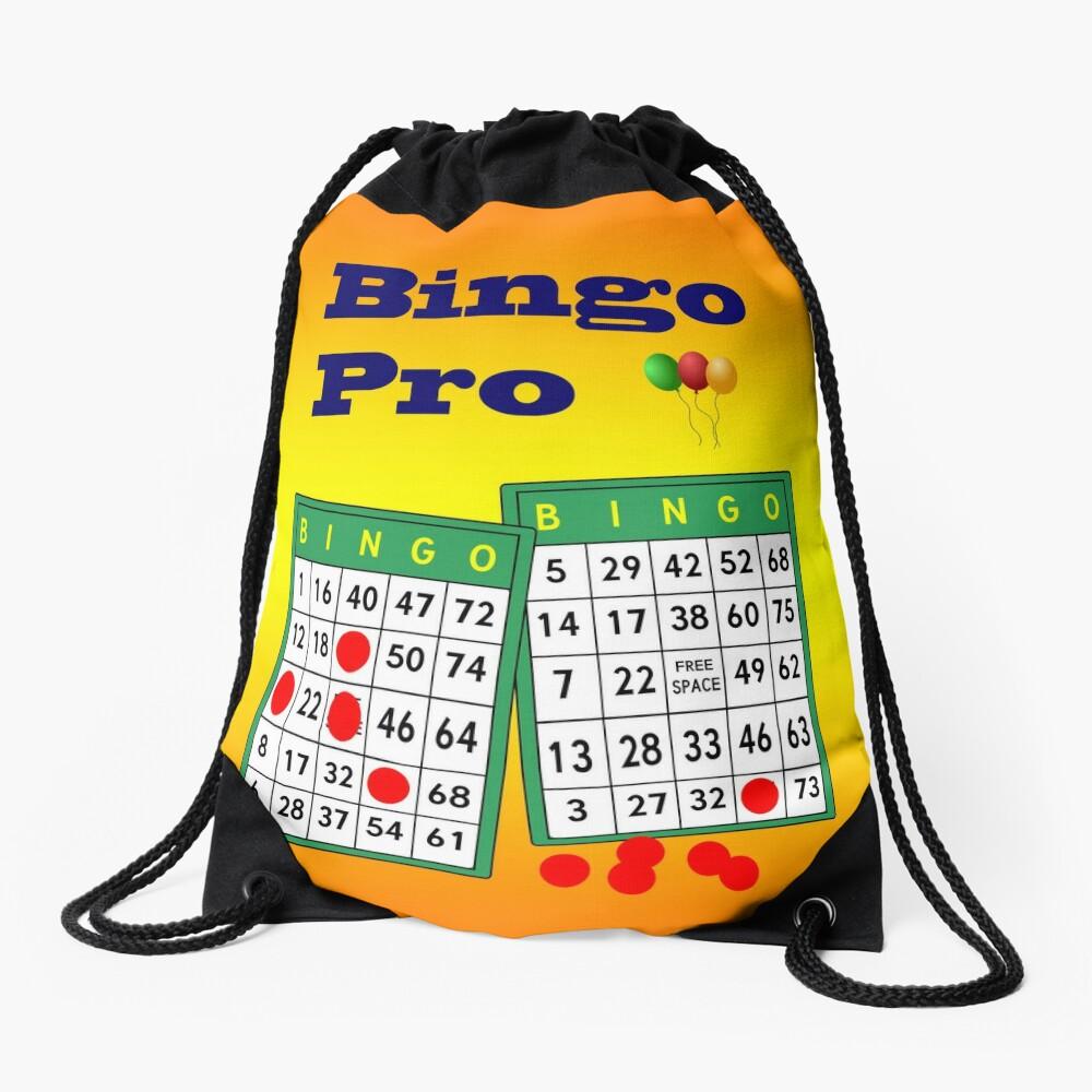Bingo Pro Drawstring Bag