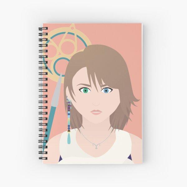 Yuna Spiral Notebook