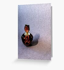 Fragrance Greeting Card