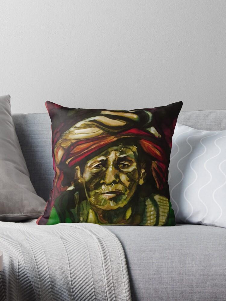 Nepali elder by Pipsilk