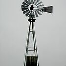 Windmill Tower by Sharon Woerner
